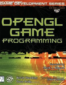 OpenGL Game Programming w/CD-cover