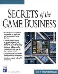 Secrets of the Game Business-cover