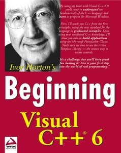 Beginning Visual C++ 6 (Paperback)-cover