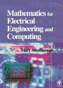 Mathematics for Electrical Engineering and Computing (Paperback)-cover