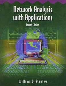 Network Analysis with Applications, 4/e (Paperback)-cover