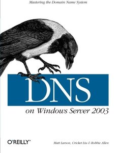 Dns on Windows Server 2003-cover