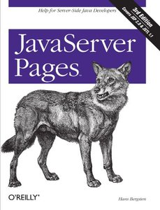 JavaServer Pages, 3/e-cover