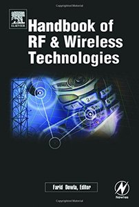 Handbook of RF and Wireless Technologies-cover