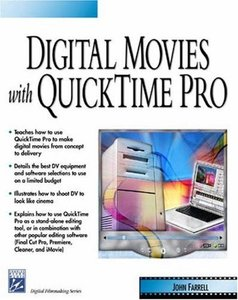 Digital Movies with QuickTime Pro-cover