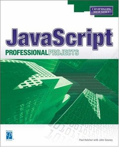 JavaScript Professional Projects-cover