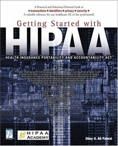 Getting Started with HIPAA (Paperback)-cover