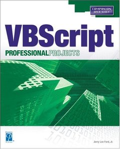 VBScript Professional Projects-cover