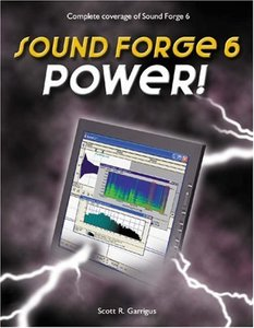 Sound Forge 6 Power!-cover