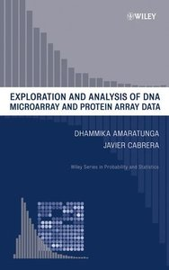 Exploration and Analysis of DNA Microarray and Protein Array Data-cover