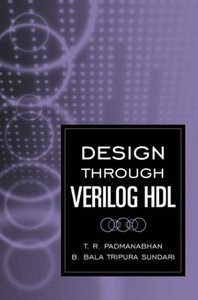 Design Through Verilog HDL (Hardcover)-cover