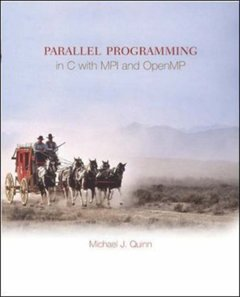 Parallel Programming in C with MPI and OpenMP (IE-Paperback)-cover