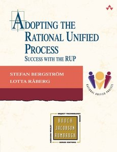 Adopting the Rational Unified Process : Success with the RUP-cover