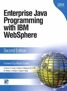 Enterprise Java Programming with IBM WebSphere, 2/e-cover