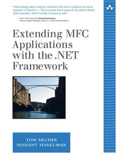 Extending MFC Applications with the .NET Framework-cover