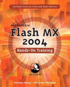 Macromedia Flash MX 2004 Hands-On Training-cover