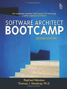 Software Architect Bootcamp, 2/e (Paperback)-cover