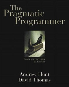 The Pragmatic Programmer: From Journeyman to Master (Paperback)-cover