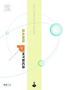 Game Physics (Hardcover)-cover