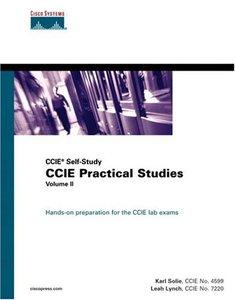 CCIE Practical Studies, Vol. 2 (CCIE Self-Study)-cover