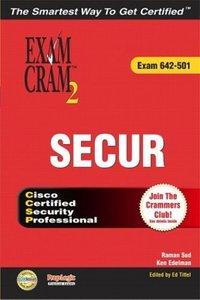 CCSP SECUR Exam Cram 2 (642-501) (Paperback)-cover
