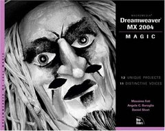Macromedia Dreamweaver MX 2004 Magic-cover