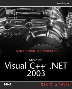 Microsoft Visual C++ .NET 2003 Kick Start-cover