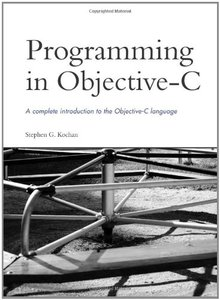 Programming in Objective C-cover