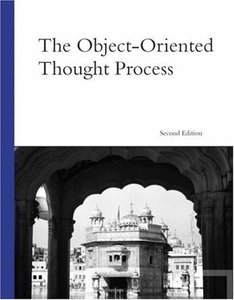 The Object-Oriented Thought Process, 2/e (Paperback)-cover