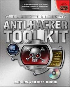 Anti-Hacker Tool Kit, 2/e-cover