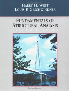 Fundamentals of Structural Analysis, 2/e-cover