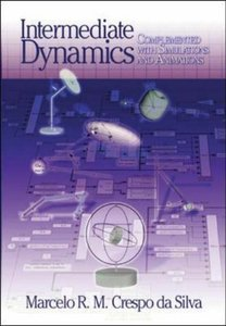 Intermediate Dynamics: Complemented With Simulations and Animations-cover