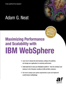 Maximizing Performance and Scalability with IBM WebSphere (Paperback)-cover