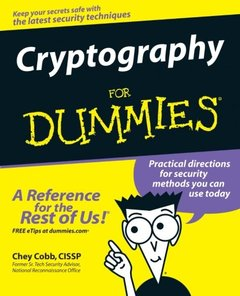 Cryptography for Dummies-cover