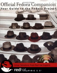 Official Fedora Companion : Your Guide to the Fedora Project-cover