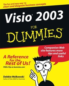 Visio 2003 for Dummies-cover