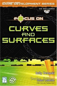 Focus On Curves and Surfaces-cover