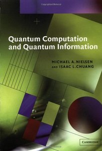 Quantum Computation and Quantum Information-cover