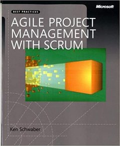 Agile Project Management With Scrum (Paperback)-cover