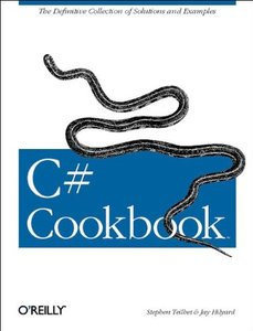 C# Cookbook-cover