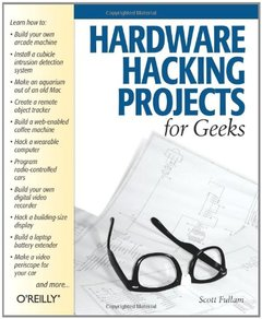 Hardware Hacking Projects for Geeks-cover