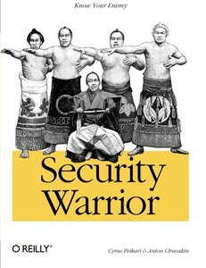 Security Warrior-cover