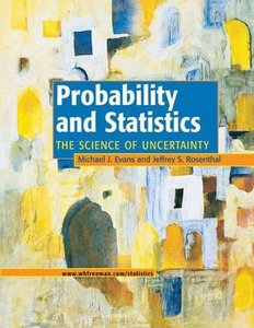 Proabability and Statistics: The Science of Uncert (Hardcover)-cover