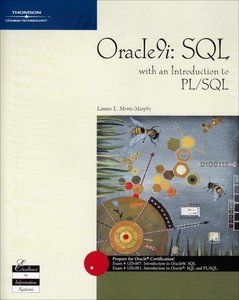 Oracle 9i:SQL with an introduction to PL/SQL-cover