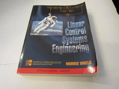 Linear Control Systems Engineering-cover