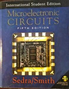 Microelectronic Circuits, 5/e-cover