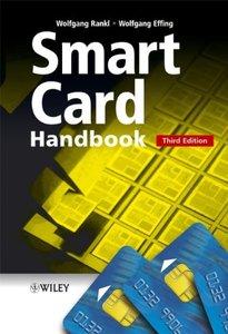 Smart Card Handbook, 3/e-cover
