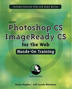 Adobe Photoshop CS/ImageReady CS for the Web Hands-On Training (Paperback)-cover