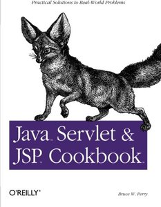 Java Servlet & JSP Cookbook-cover