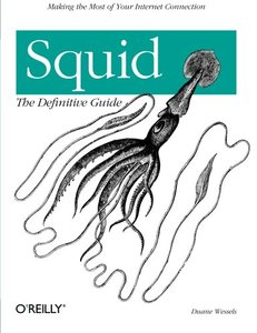 Squid: The Definitive Guide (Paperback)-cover